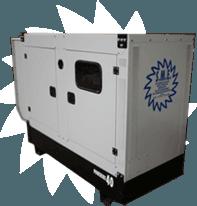 attrezzatura da cantiere, ditta gruppi elettrogeni, generatore da noleggiare