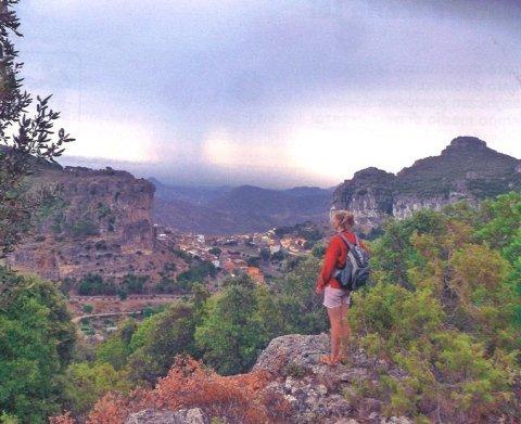 escursioni Sardegna Ulassai