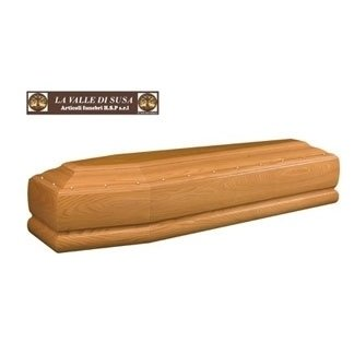 cofano in legno grezzo