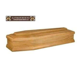 cofano in legno trattato