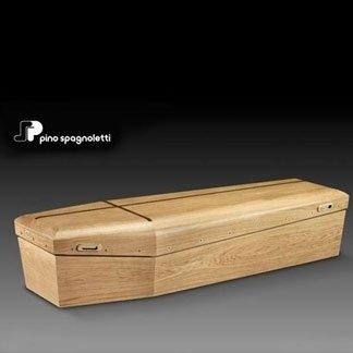 cofano in legno ciliegio