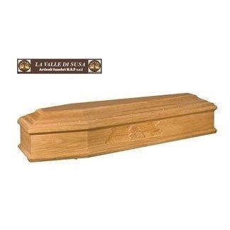 cofano in legno noce