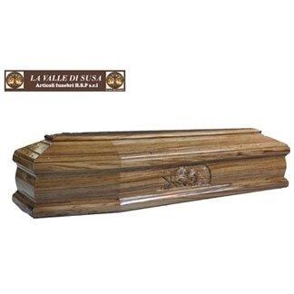 cofano in legno lucido