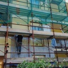 impermeabilizzazione di terrazzi, impianti elettrici, opere edili