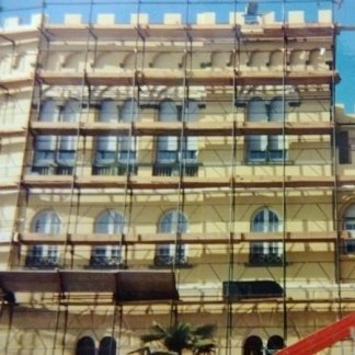 opere edili esterne, edilizia, opere edili