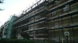 restauro di palazzi, restauro case per enti pubblici, restauro per privati