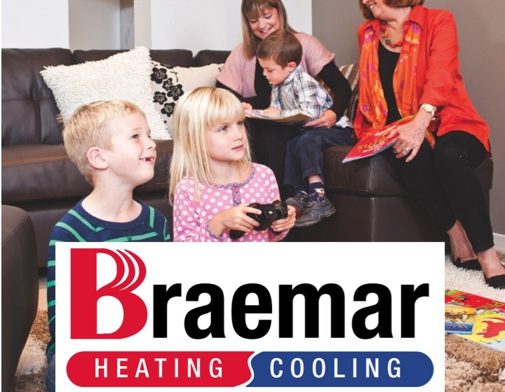 family enjoys ducted heating canberra