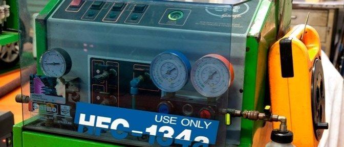 Sistema controllo gas di scarico