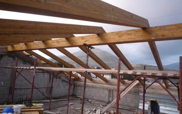 Costruzione gazebi in legno