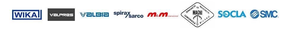 Loghi clienti Tecma Service Torino