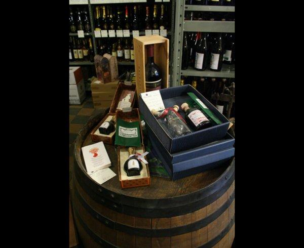 pacchi regalo vino