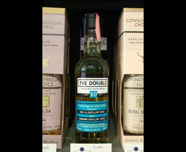 distillato THE DOUBLE