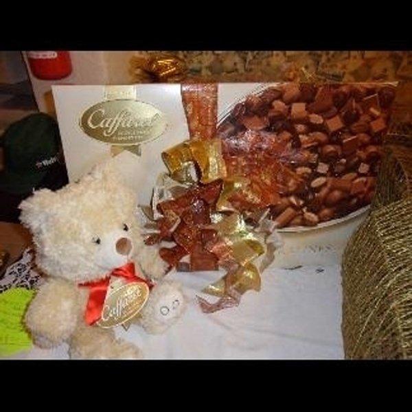 cioccolato CAFFAREL per idee regalo