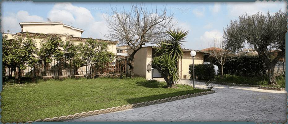 Giardino Villa San Pio