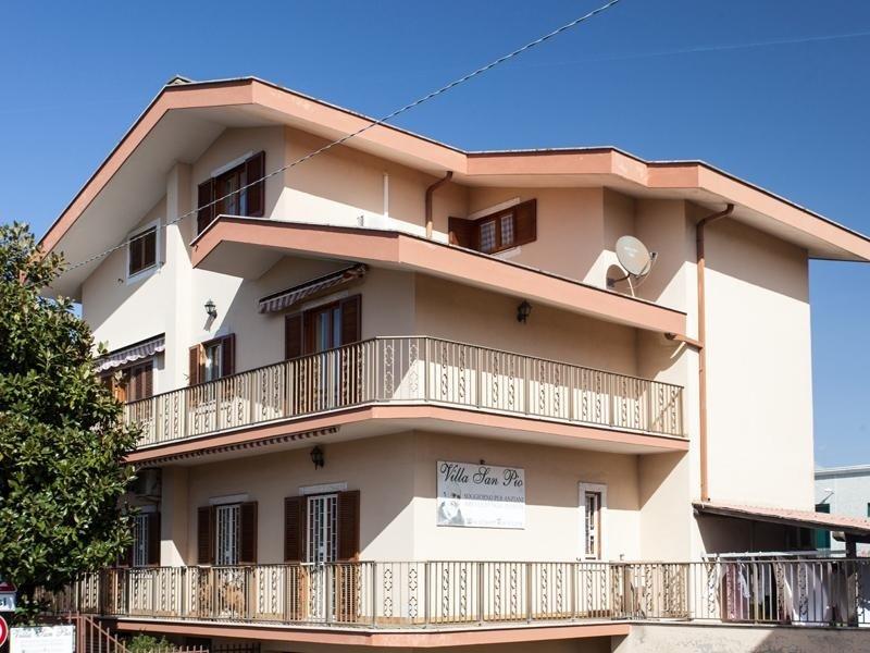 Villa per anziani