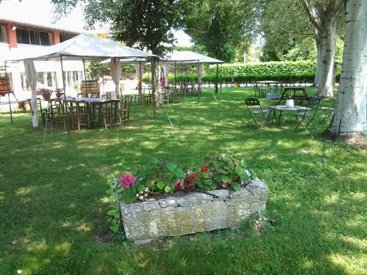 LOCANDA CASA MOTTA-Poviglio-giardino
