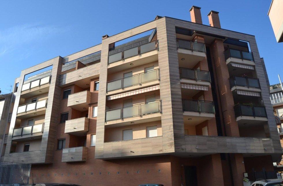 attico in vendita Novara