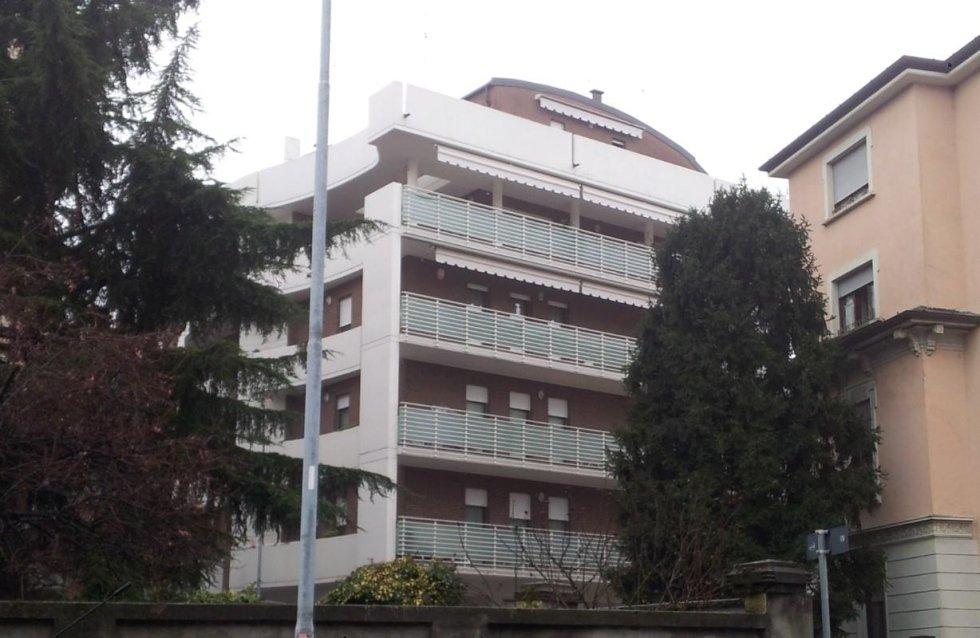 Vendita Villa via Pellegrini Novara