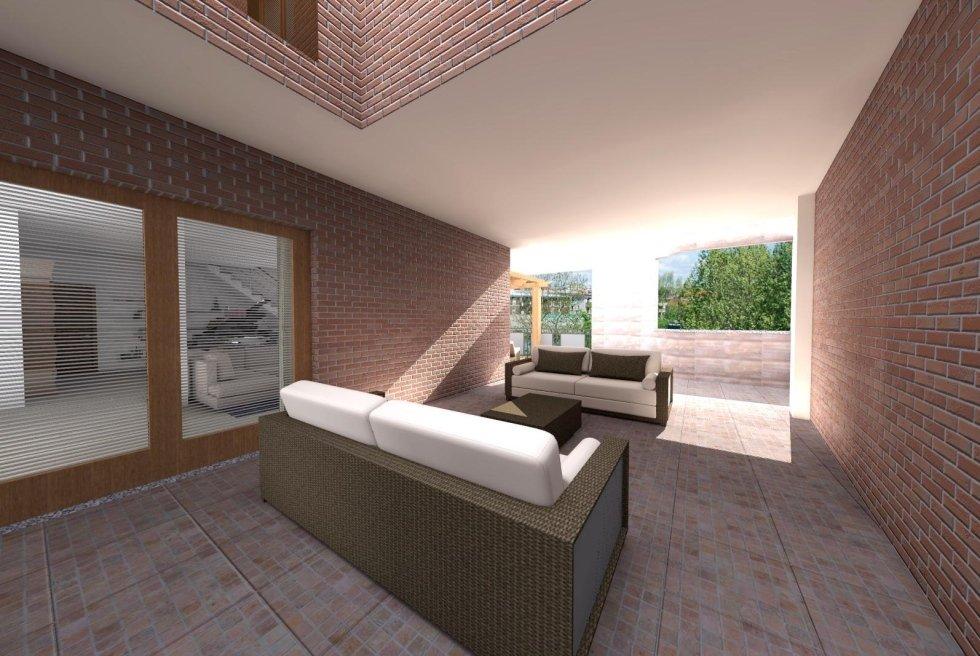 disegni e progetto interni