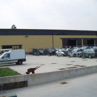 Ara Zanardi Autodemolizioni - Albano Sant