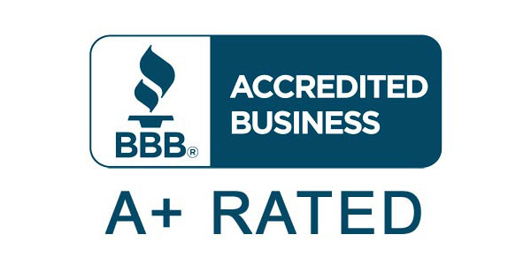 Better Business Bureau Accredited A+