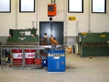 officina meccanica, impiantistica industriale, ufficio tecnico