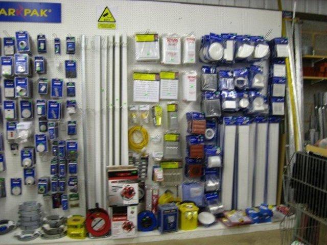 Display Room West Midlands Partons Building Supplies Ltd