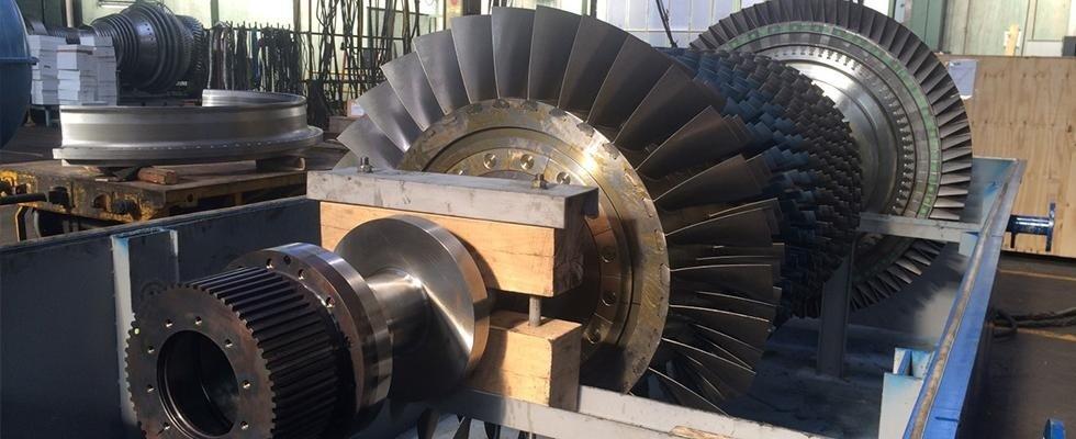 rotore alta pressione