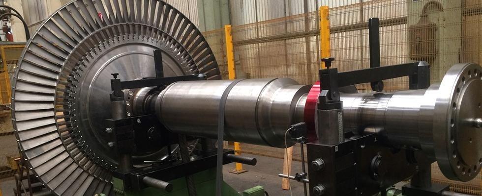 rotore bassa pressione