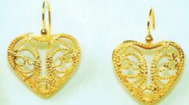 gioielli personalizzati, gioielli personalizzabili, orecchini in oro
