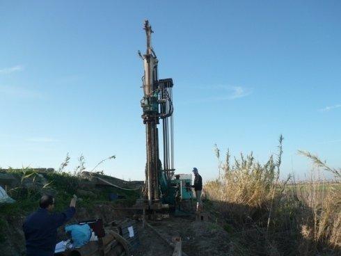 consolidamento di terreni per costruzioni