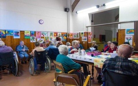 Attività collettive anziani