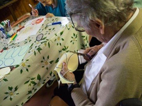 animazione per anziani