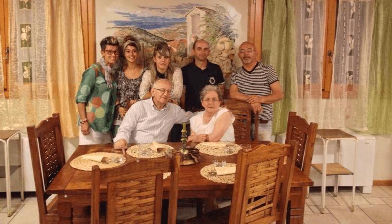 la famiglia Ferrari