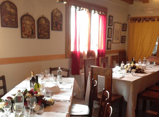 ristorante specialità liguri