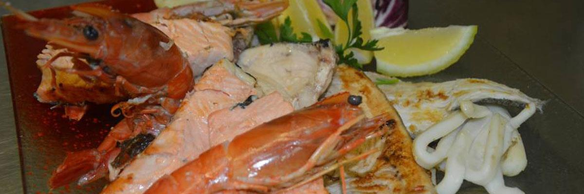 pesce e crostacei