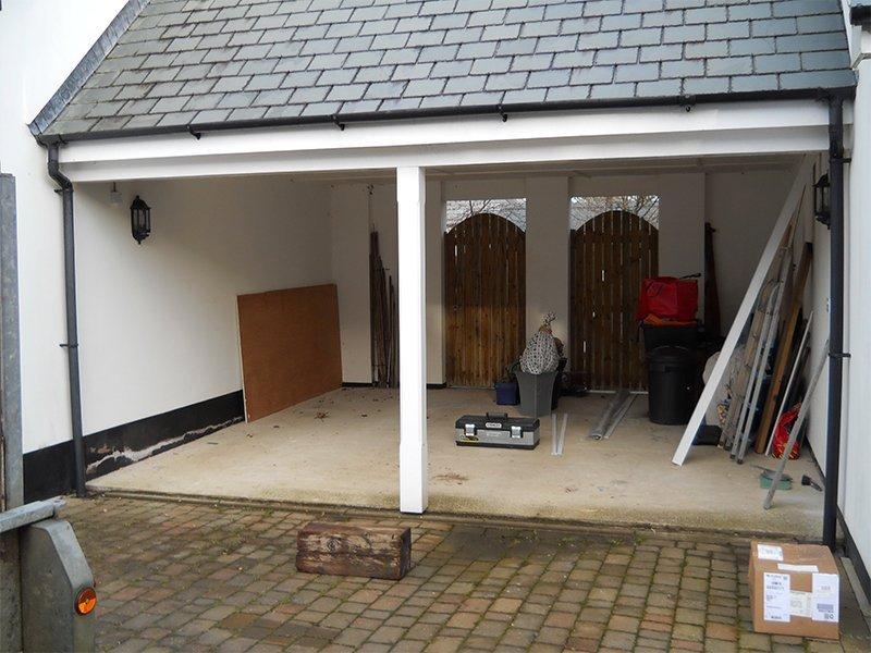Garage Door Fitting Rbd Garage Doors