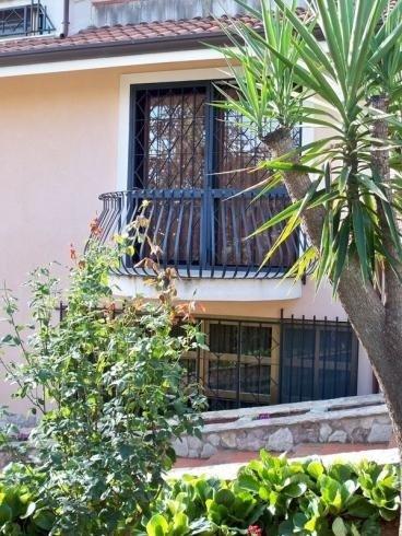 ringhiera bombata balconcino