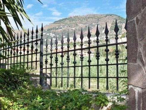 cancello recinzione