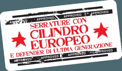 Cilindro europeo