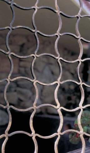 ringhiera rete