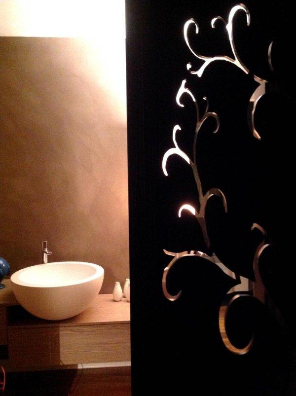 Rifiniture e interno bagno