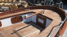 sottocoperta, barche in legno, vendita barche