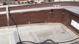 verniciatura barche, verniciatura motoscafi, barche