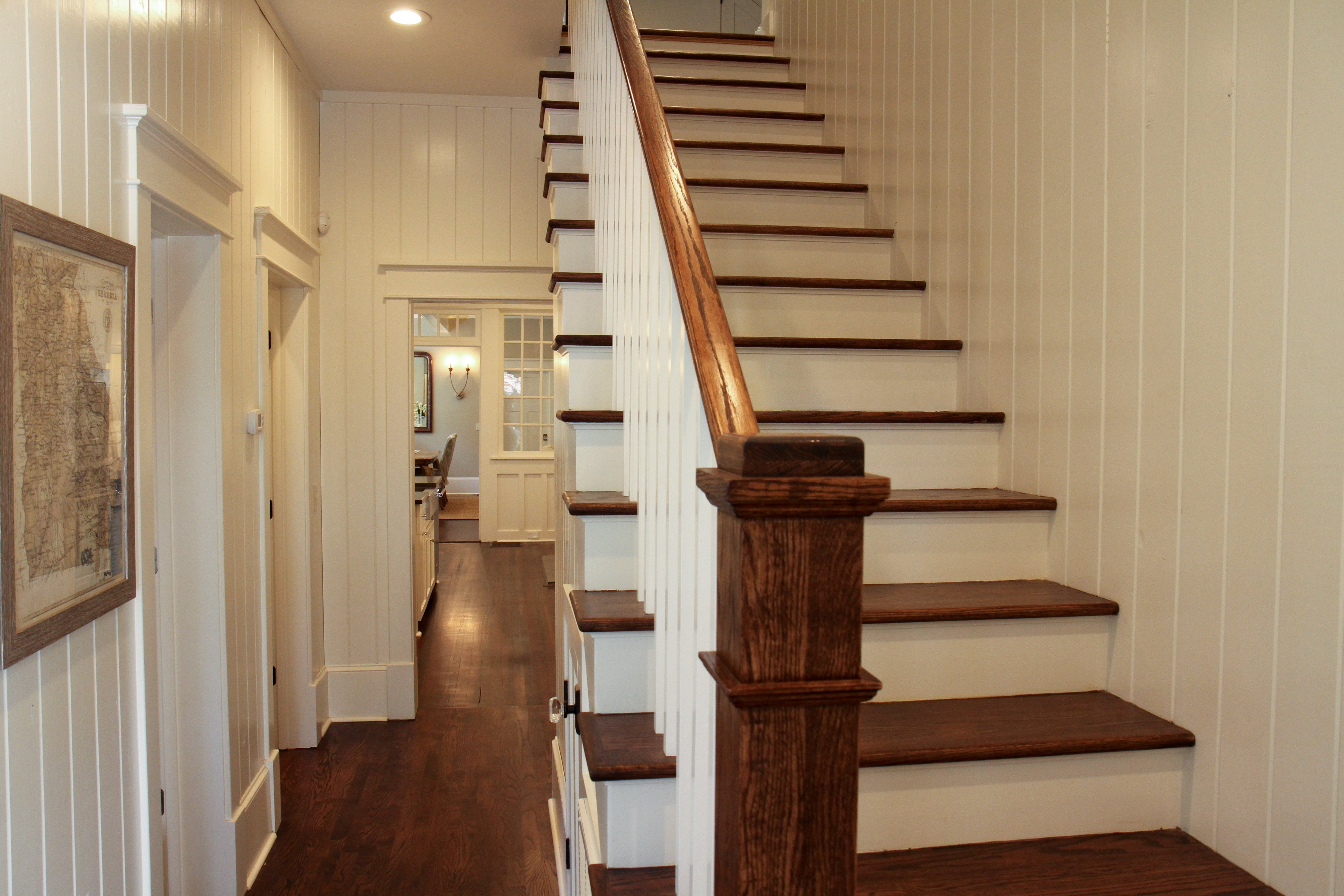 House Remodel Staircase