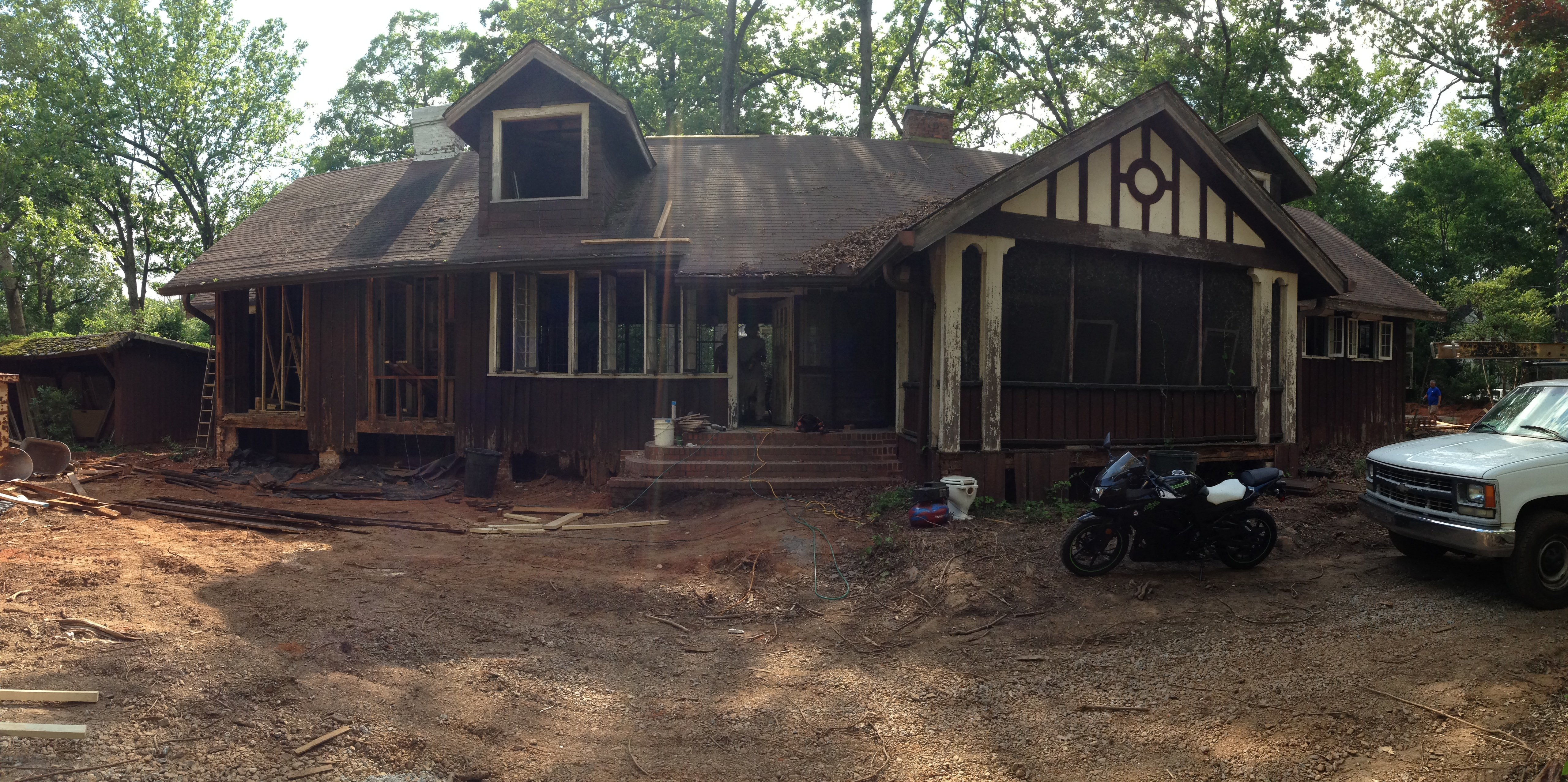 House Remodel Milledge Before 1