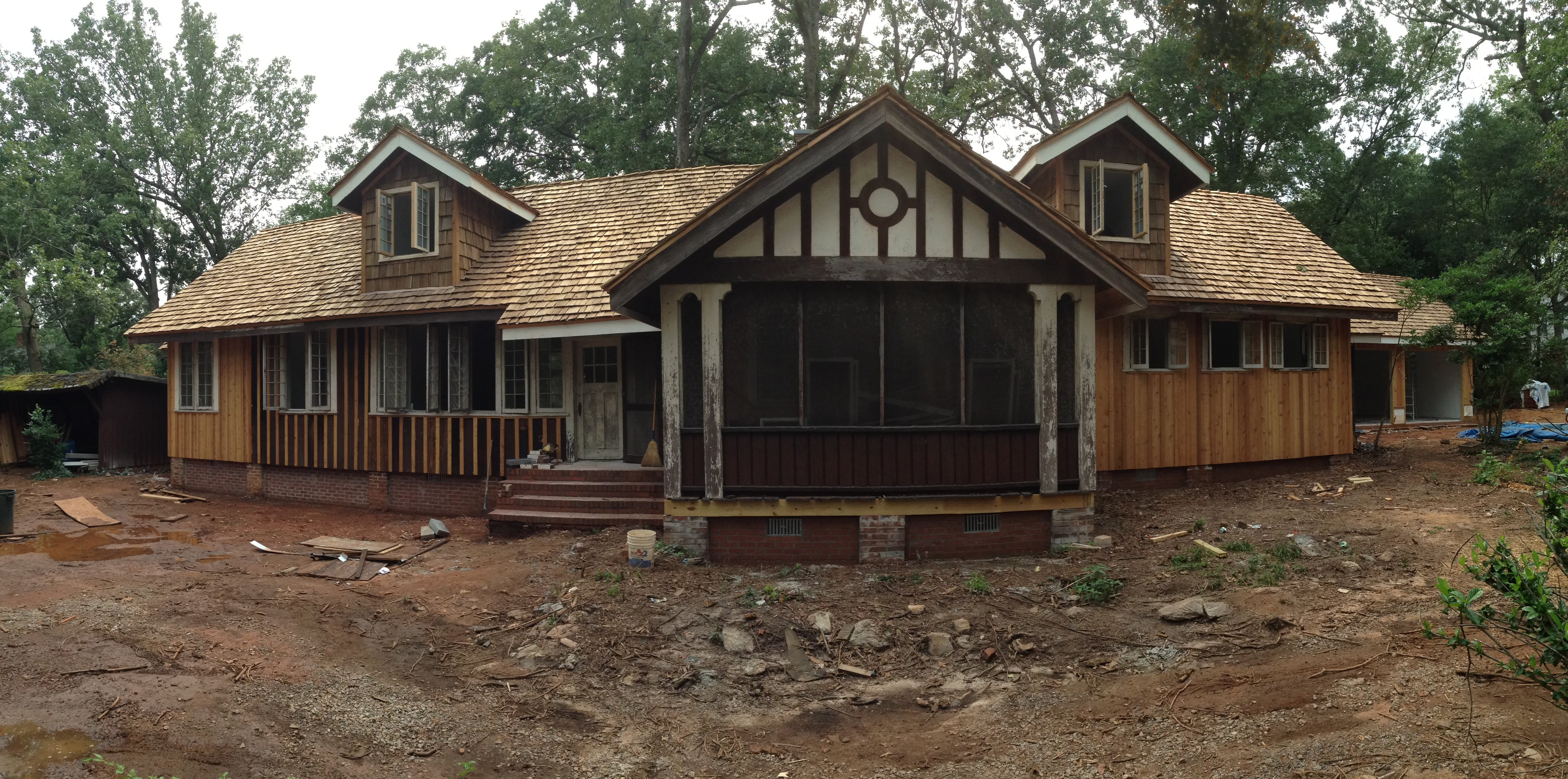 House Remodel Milledge Before