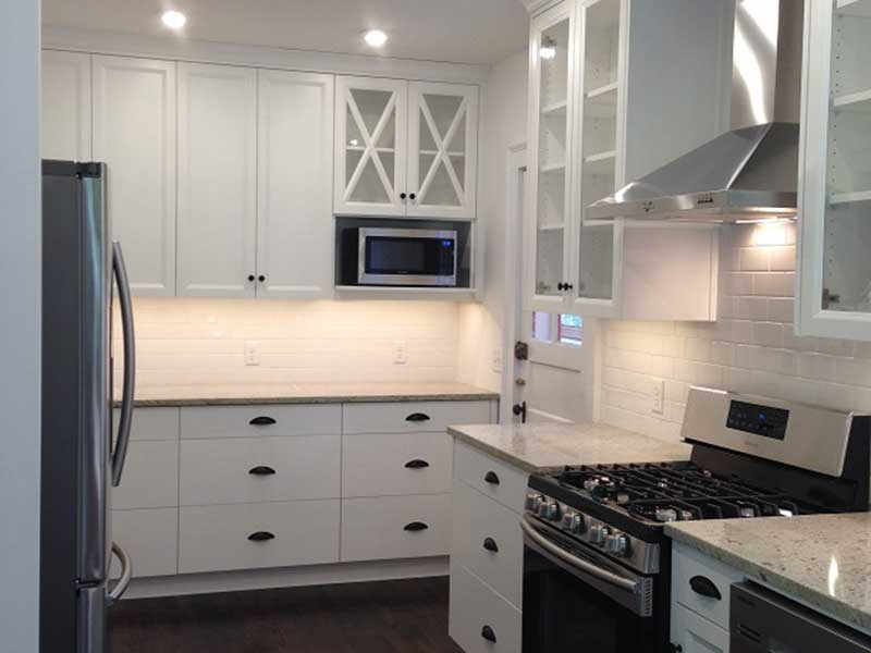Kitchen by JOMA Construction
