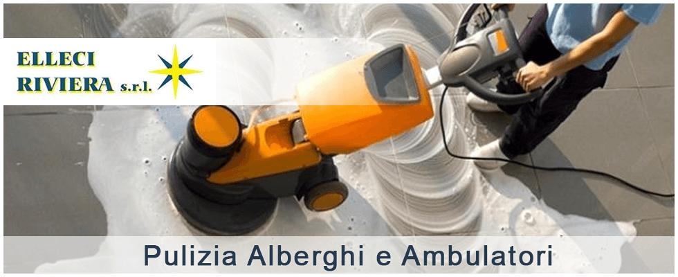 Pulizia Alberghi e Ambulatori - Impresa di Pulizie Elleci Riviera srl, Follonica (GR)