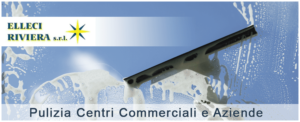 Pulizia centri commerciali e alberghi - Impresa di Pulizie Elleci Riviera srl, Follonica (GR)